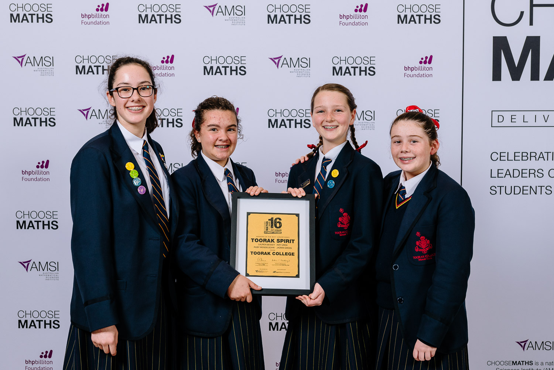 STUDENT AWARD WINNERS 2016